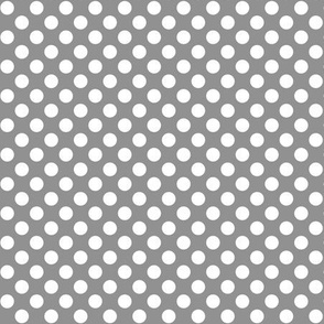 Dots in Gray