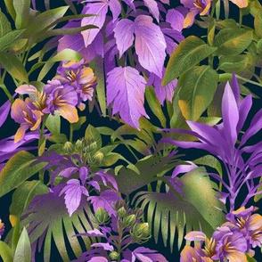 Jungle Flora Dark