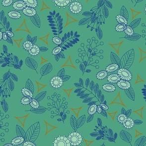 Geoflower Green