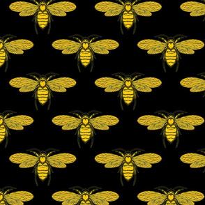 Bees Black