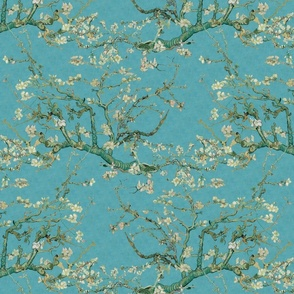 Almond Blossoms Mural ~ Van Gogh ~ Medium