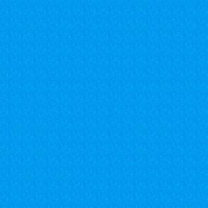 Blue Felt Island Playmat Coordinate