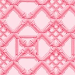 Royal Pavilion Trellis ~ Loverly Pink