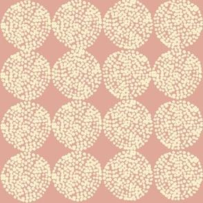 "Dandelion in Pink 2"""