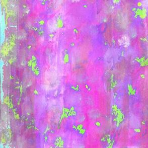 Bohemian Colorful Textile Print