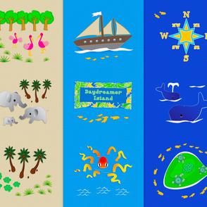 Daydreamer Island Motifs Largescale