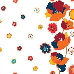 Kitchenette Flowers LG - Sunrise