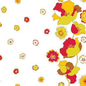 Kitchenette Flowers LG - Flowering Earth