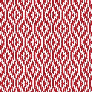 Mousehaus ZigZag Red