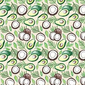 Coconuts & Avocados - Small Scale