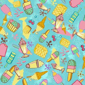 Ice Cream Party Large