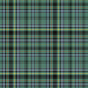 "Stewart hunting tartan, 3"" faded"