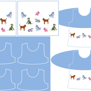 Size 5-DOG DAZE  DRESS & TANK