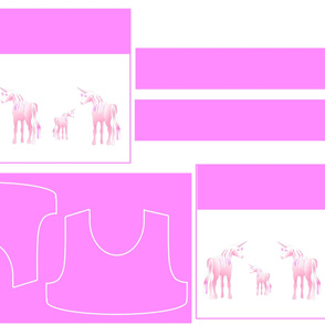 Size 12-PINK UNICORN DRESS