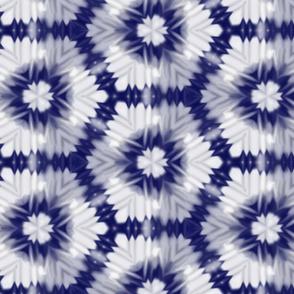 Shibori Hexagons Bold