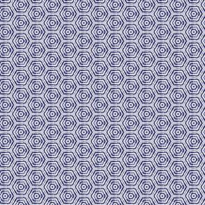 Shibori Hexagons