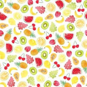 Tutti frutti ditsy summer