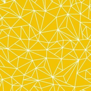 geo jane no.2 mustard yellow