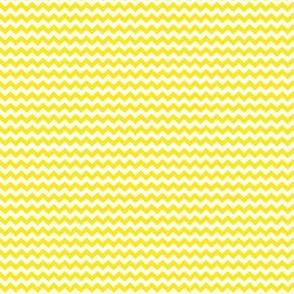 chevron blazing yellow extra small