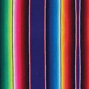 Mexico City Serape