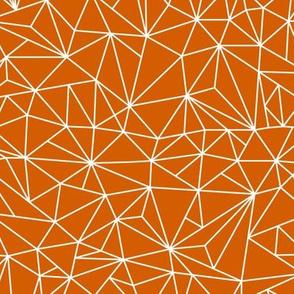 geo jane no.2 rusty orange