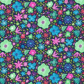 Garden Pattern II