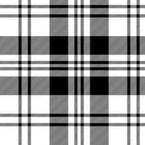 """Scott abbreviated 1906 tartan, 6"""""""