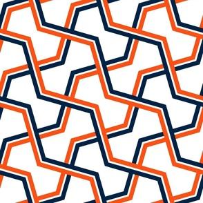 The Navy and the Orange: Ziggity-Zag