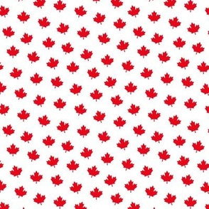 maple leafs SM red and white maples leaves || canada day canadian july 1st