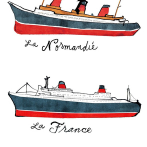 french liners dolls