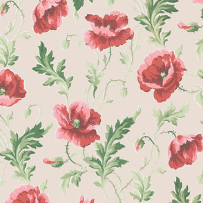 Poppies For Dorothy ~ Original