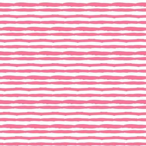 Little Paper Straws in Petal Pink Horizontal