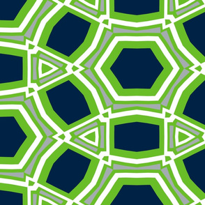 The Navy and the Green: Circular Interconnection