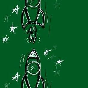 Cosmos rocket