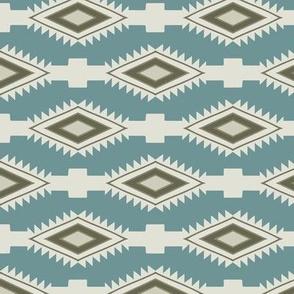 Aztec M-001 - Blue