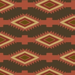 Aztec M-001-Brown