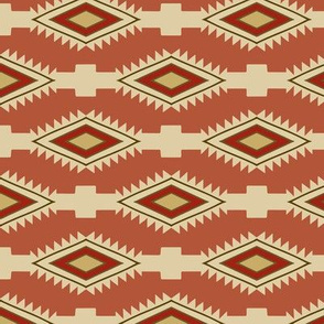 Aztec M-001 - Red