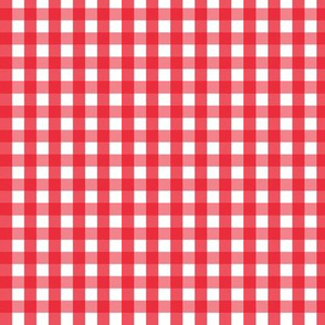 gingham sm || canada day canadian july 1st