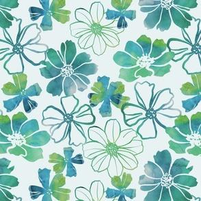 Reflection Foliages