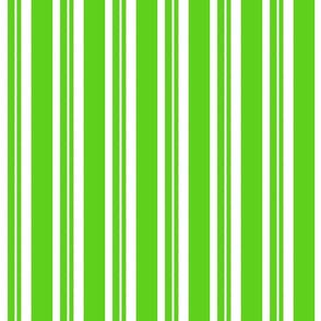 Dapper Vest Stripes Green - Child
