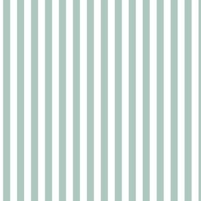 Farmhouse Stripe Large: Beach Glass