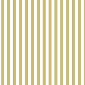 Farmhouse Stripes Large: Apple