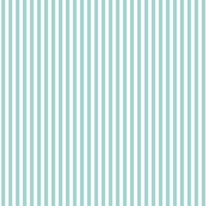 Farmhouse Stripe Small in Aqua