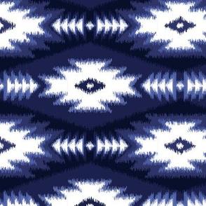 Aztec Shibori