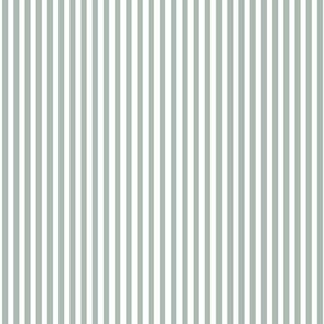 Farmhouse Stripe Small: Jade