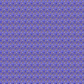 Hanukkah Gingerbread Smiling