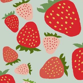 strawberry festival - mint