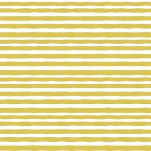 tropical stripe - summer yellow