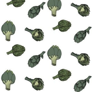 artichoke - sparse