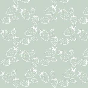 strawbreeze-mint/white